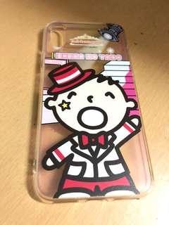 IPhone X 大口仔手機殻