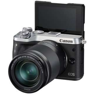 [BRAND NEW / SUPER CHEAP]  Canon EOS M6 Mirrorless & 18-150mm lens Kit (lower than the retail price) Camera Lens