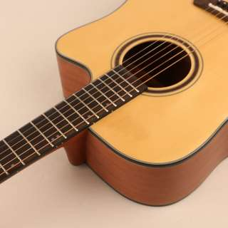 Deviser Acoustic Guitar : LT10S (Solid Top) - Meet Up or FREE Delivery