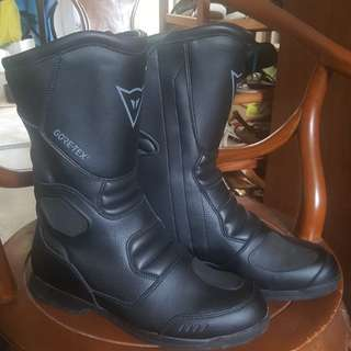 Dainese freeland goretex riding boots