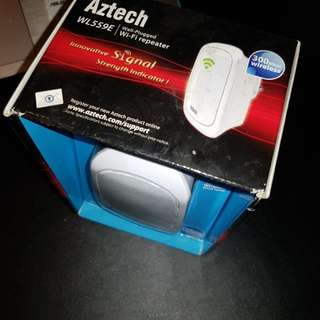 Aztech -  Wifi repeater