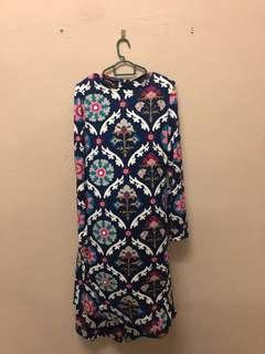Baju Kurung modern Rizalman