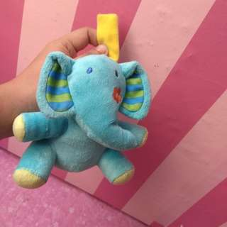 elephant hanging toy