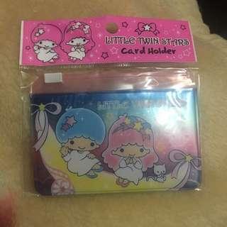 Little Twin Stars 雙子星 Kiki&lala Card Holder