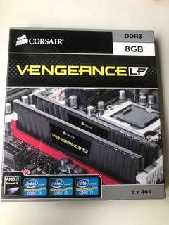 Corsair VengeanceLP DDR3 8GB