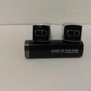 Lipstik Dior & Make up forever