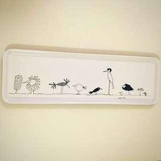 Cute Birdie IKEA Tray (50x16cm)