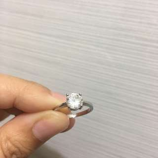 Diamanté Ring
