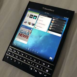 For Sale or Swap BlackBerry Passport