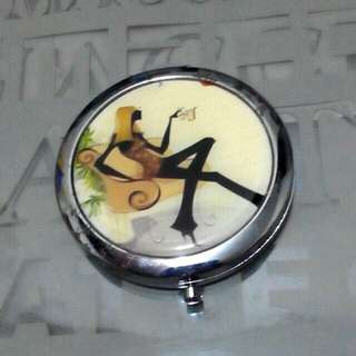 Lady Compact Mirror
