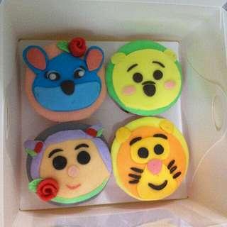 訂造Cupcakes