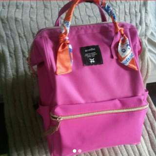 Anello backpack pink