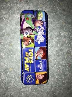 兒童筆袋盒