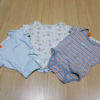 Baby Rompers original pumpkin patch