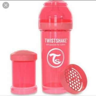 #104 TWISTSHAKE Anti-Colic Feeding Bottle Order @chryz16