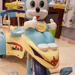 baby toddler bicycle/ tricycle