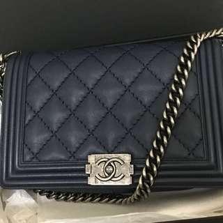 Chanel手袋,羊皮