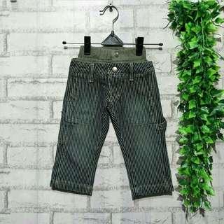 Jeans baby import Korea  12 - 18 bulan LP 28cm Panjang 42cm Pinggang karet 50ribu  Sapa cepat dia dapat😍