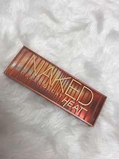 Naked: Urban Decay Heat Palette