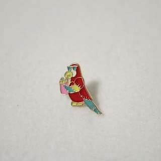 Parrot Enamel Pin