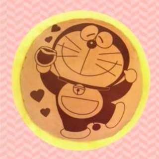 Doraemon - Soft Dorayaki Cushion