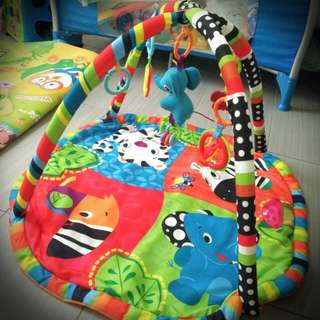 Sweet Heart Paris Baby Activity Play Gym