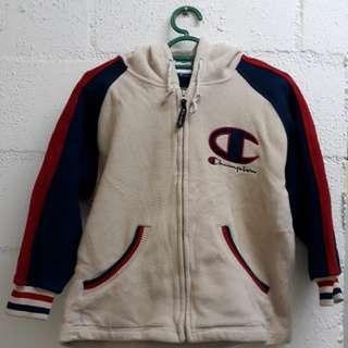 Sweater CHAMPION kanak2,kain bulu..wasap 01116300430