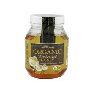 Jaya Grocer New Morning Organic Leatherwood Honey