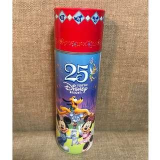 Coca Cola 可口可樂日本東京迪士尼25週年紀念瓶可樂(全新未開)