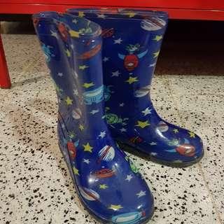 Sepatu Boot Karet Anak #momratu