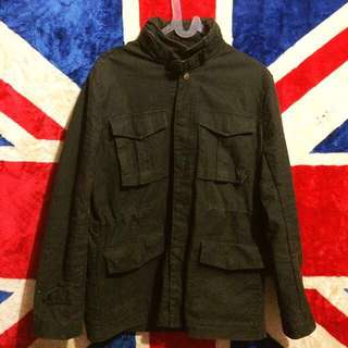 JACKET PARKA ARMY MADE IN CHINA
