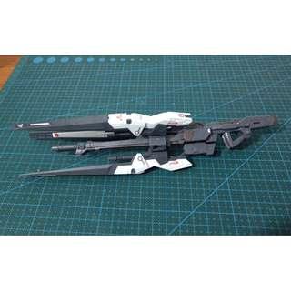 MG 1/100 Wing Zero Custom Drei Zwerg