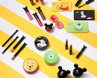The Face Shop Mickey Tinted Lip Balm