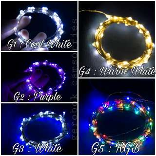 Fairy Light 5m/50led