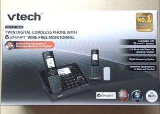Vtech twin phone