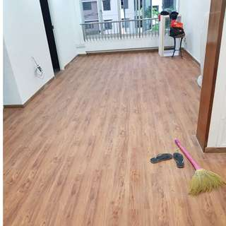 POST RENO CLEANING