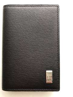 Dunhill leather wallet/ cardholder