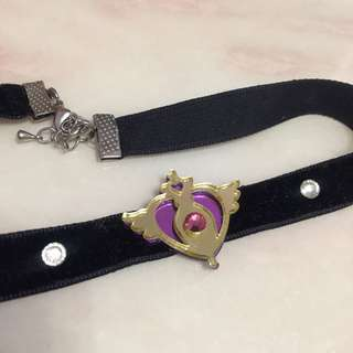 Sailormoon choker sailor moon