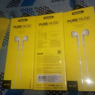Remax pure music headset