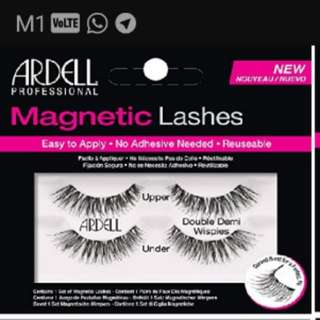 Ardell magnetic eyelash wispies