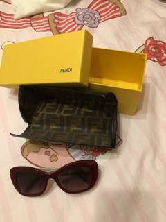 Fendi Cat Eye sunglass