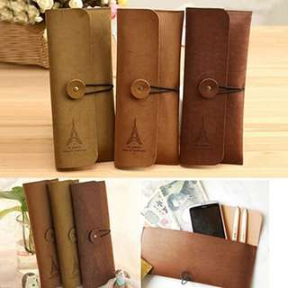 KOTAK PENSIL DOMPET WATERPROOF