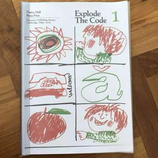 Explode the Code 1 (Phonics workbook)