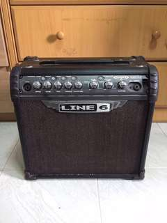 Guitar Amplifier Line 6