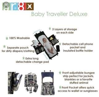 85% off! gr8x (Australian brand) Diaper bag