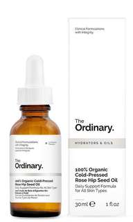 Open PO: The Ordinary 100% Organic Cold-Pressed Rose Hip Seed Oil
