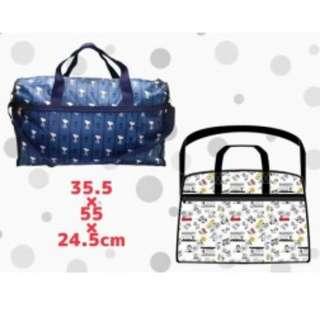 Minions - Boston Bag (Blue)