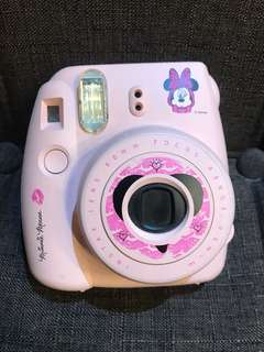 Limited Edition Minnie Mouse Instax