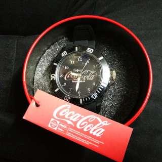 可口可樂紀念手錶