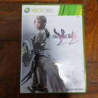 Xbox 360 Games FF13-2